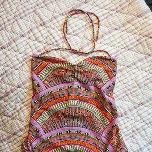 Mara Hoffman Swim - Mara Hoffman Rainbow Braid Back One Piece